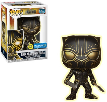 Funko Pop Black Panther Movie