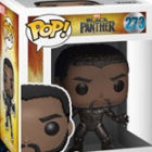 Funko Pop Black Panther Movie Figures