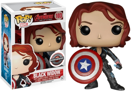 Ultimate Funko Pop Black Widow Figures Gallery and Checklist 3