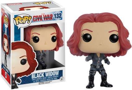 Ultimate Funko Pop Black Widow Figures Gallery and Checklist 4