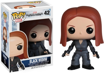 Ultimate Funko Pop Black Widow Figures Gallery and Checklist 1