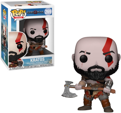 Ultimate Funko Pop God of War Figures Gallery and Checklist 5
