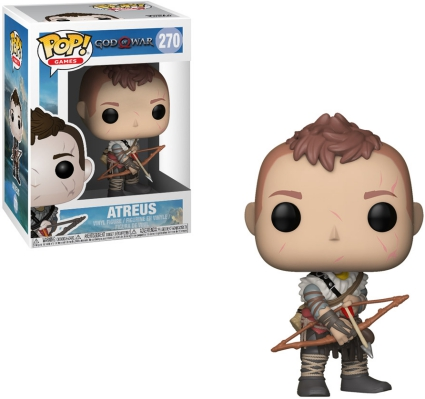 Ultimate Funko Pop God of War Figures Gallery and Checklist 6