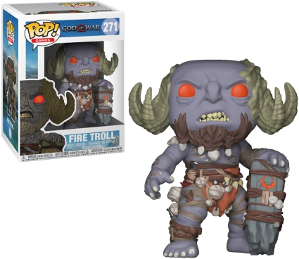 Ultimate Funko Pop God of War Figures Gallery and Checklist 7