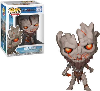Ultimate Funko Pop God of War Figures Gallery and Checklist 9