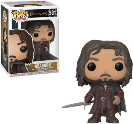 Ultimate Funko Pop Lord of the Rings Figures Gallery and Checklist 16