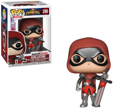 2018 Funko Pop Marvel Contest of Champions Vinyl Figures 26