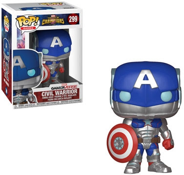 2018 Funko Pop Marvel Contest of Champions Vinyl Figures 27