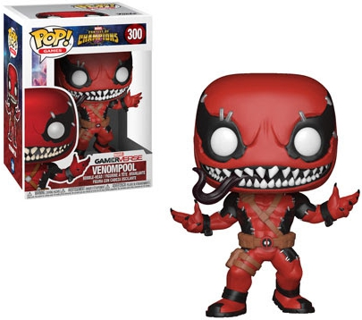 Ultimate Funko Pop Venom Figures Gallery and Checklist 10