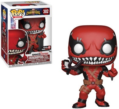 Funko Pop Marvel Contest of Champions