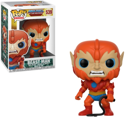 Ultimate Funko Pop Masters of the Universe Figures Checklist and Gallery 12