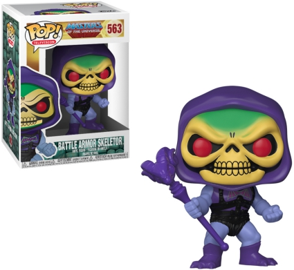 Ultimate Funko Pop Masters of the Universe Figures Checklist and Gallery 15