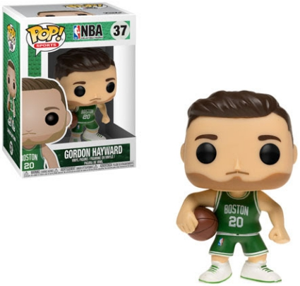 Ultimate Funko Pop Basketball Figures Gallery and Checklist 40