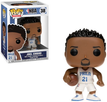 2017-18 Funko Pop NBA Vinyl Figures 36