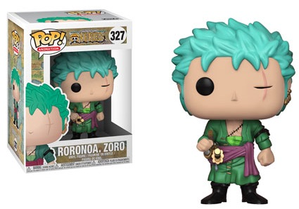 Funko Pop One Piece Vinyl Figures 26