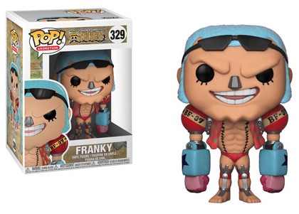 Funko Pop One Piece Vinyl Figures 28