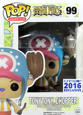 Funko Pop One Piece Figures Checklist Exclusives List