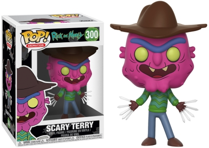 Ultimate Funko Pop Rick and Morty Figures Checklist and Gallery 22