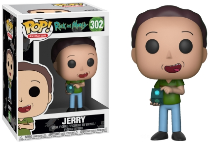 Ultimate Funko Pop Rick and Morty Figures Checklist and Gallery 25