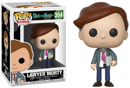 Ultimate Funko Pop Rick and Morty Figures Checklist and Gallery 27