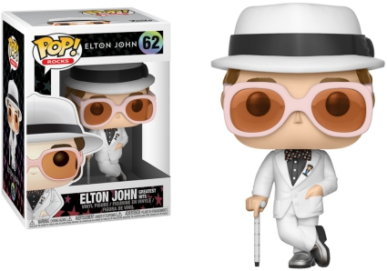Ultimate Funko Pop Rocks Music Figures Gallery and Checklist 73