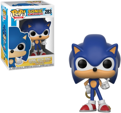 Funko Pop Sonic the Hedgehog Vinyl Figures 6