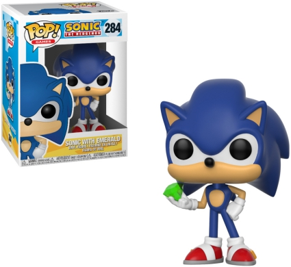 Funko Pop Sonic the Hedgehog Vinyl Figures 9