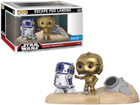 Ultimate Funko Pop Star Wars Movie Moments Vinyl Figures Guide 3