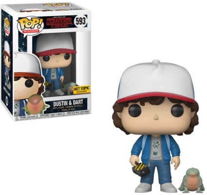 Ultimate Funko Pop Stranger Things Figures Checklist and Gallery 37