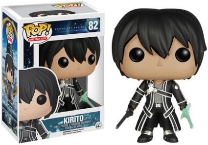 Funko Pop Sword Art Online Figures 2