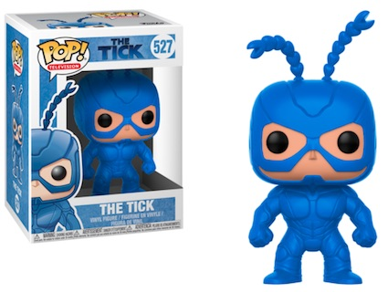 2017 Funko Pop The Tick Vinyl Figures 1