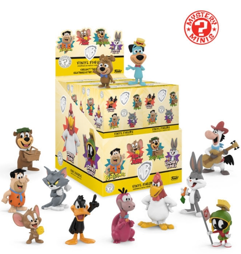 2018 Funko Warner Bros Classic Cartoons Mystery Minis 1