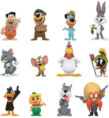 2018 Funko Warner Bros Classic Cartoons Mystery Minis 3