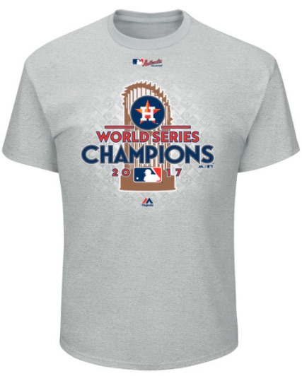 2017 Houston Astros World Series Champions Memorabilia Guide 2