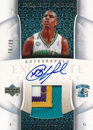 Top 10 Chris Paul Rookie Cards 10