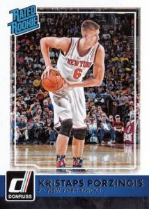 Kristaps Porzingis Rookie Cards Guide and Checklist 1