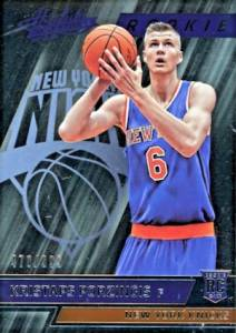 Kristaps Porzingis Rookie Cards Guide and Checklist 3