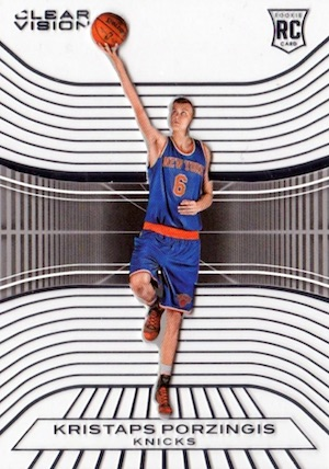 Kristaps Porzingis Rookie Cards Guide and Checklist 7
