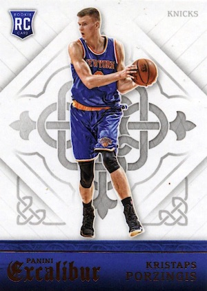 Kristaps Porzingis Rookie Cards Guide and Checklist 17