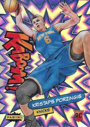 Kristaps Porzingis Rookie Cards Guide and Checklist 18