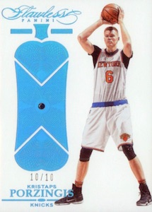Kristaps Porzingis Rookie Cards Guide and Checklist 19
