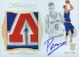 Kristaps Porzingis Rookie Cards Guide and Checklist 20