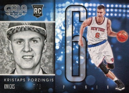 Kristaps Porzingis Rookie Cards Guide and Checklist 21