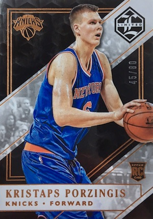 Kristaps Porzingis Rookie Cards Guide and Checklist 24