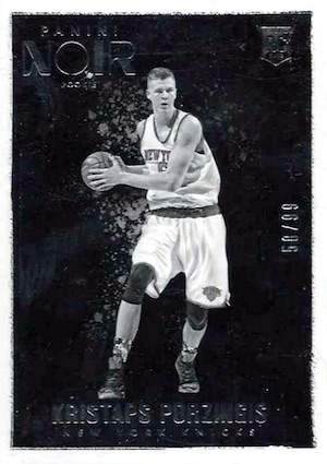 Kristaps Porzingis Rookie Cards Guide and Checklist 31