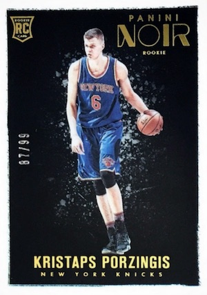 Kristaps Porzingis Rookie Cards Guide and Checklist 32