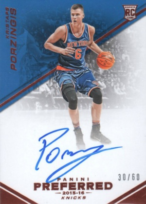 Kristaps Porzingis Rookie Cards Guide and Checklist 36