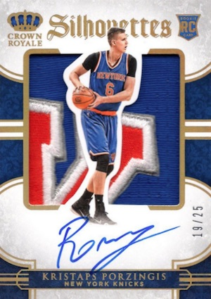 Kristaps Porzingis Rookie Cards Guide and Checklist 35