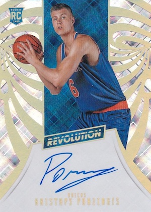 Kristaps Porzingis Rookie Cards Guide and Checklist 45