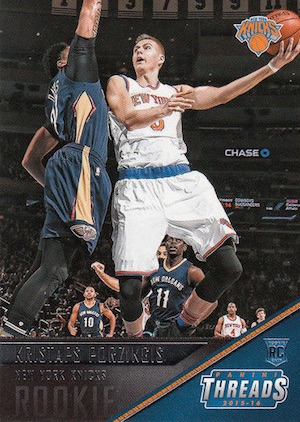 Kristaps Porzingis Rookie Cards Guide and Checklist 49